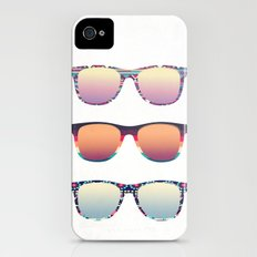PUT YOUR GLASSES ON ...  iPhone (4, 4s) Slim Case