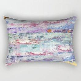 Abstract 195 Rectangular Pillow
