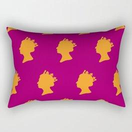 The Peoples Queen Rectangular Pillow