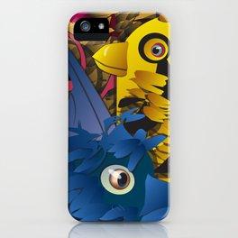 Cuckoos iPhone Case