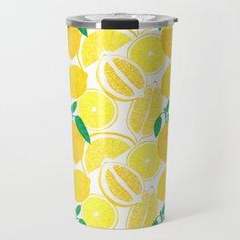 Lemon Harvest Travel Mug