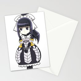 Overlord narberal gamma ainz ooal gown Stationery Cards