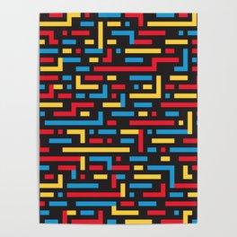MOVE w/black Poster
