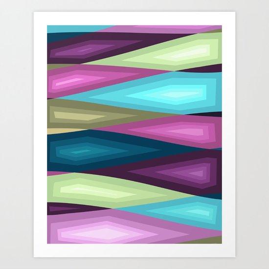 Abstraction 3 Art Print