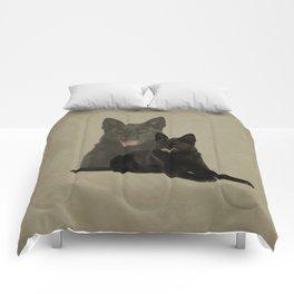 Black German Shepherd Dog - GSD Comforters