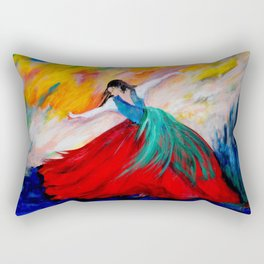 The Gypsy Rectangular Pillow