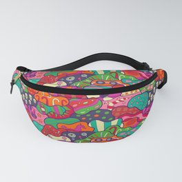 Candy Factory Fanny Pack