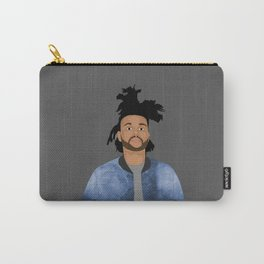 The Wknd, Gray Carry-All Pouch