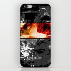 Captain America: Cap's Shield iPhone & iPod Skin