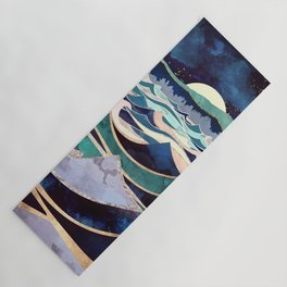 Moonlit Ocean Yoga Mat