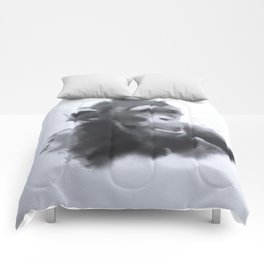 Animals and Art - young Chimp Comforters