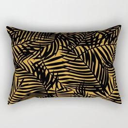 Tropical Island Mango Rectangular Pillow