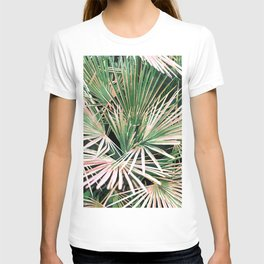 Palms #nature #painting T-shirt