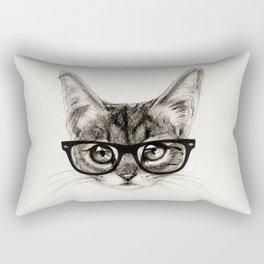 Mr. Piddleworth Rectangular Pillow