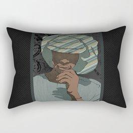 Tribesman Rectangular Pillow