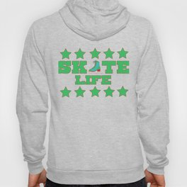 Lovely Gift Ice Skating Tshirt Design Skate life Hoody