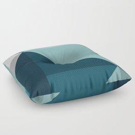 Geometric 1701 Floor Pillow