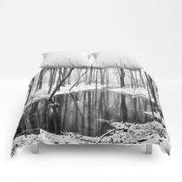 Hidden sump Comforters