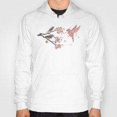Blossom Bird  Hoody