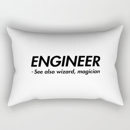 Engineer ! Rectangular Pillow