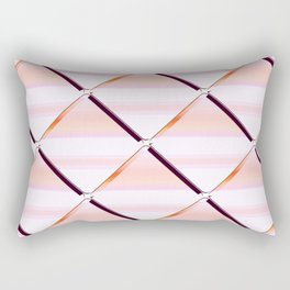 Gem pattern Rectangular Pillow