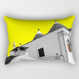 Alberobello trulli Rectangular Pillow