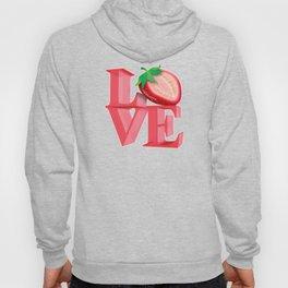 I LOVE STRAWBERRY Hoody