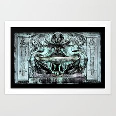 Holy Water Art Print