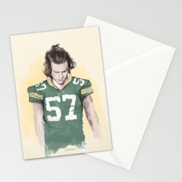 Harry is Packers AF Stationery Cards
