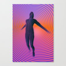 Human Soul Canvas Print