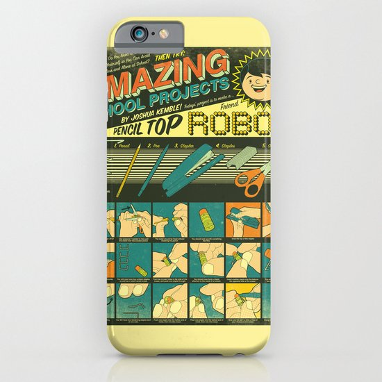 Amazing School Projects iPhone & iPod Case