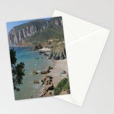Sardinia landscape Stationery Cards
