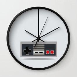 Control NES Wall Clock