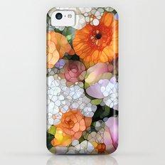 Joy is not in Things, it is in Us! iPhone 5c Slim Case