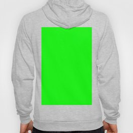 SOLID PLAIN UFO GREEN  WORLDWIDE TRENDING COLOR / COLOUR Hoody