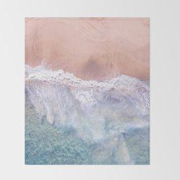 Coast 4 Throw Blanket