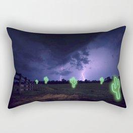 From dusk til dawn Rectangular Pillow
