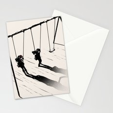 I'm In Lesbians With You Stationery Cards