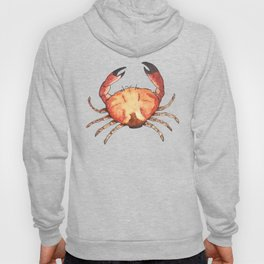 Crab: Fish of Portugal Hoody