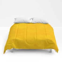 yellow curry mustard color trend plain texture Comforters