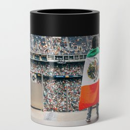 Mexican soccer Can Cooler