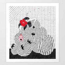 Lost Love Art Print