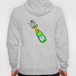 Sparkling Champagne Hoody