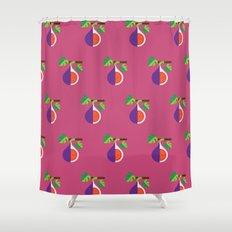 Fruit: Fig Shower Curtain