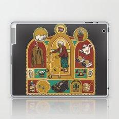 Ye Oldé Grandma Triptych Laptop & iPad Skin