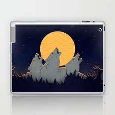 Midnight Sound Laptop & iPad Skin