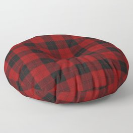 Tartan Floor Pillow