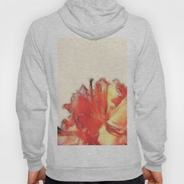 Coral Rhododendron Hoody