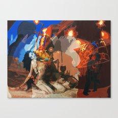 Sex Explosion Canvas Print
