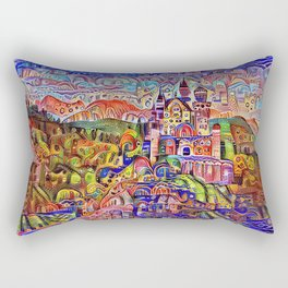 Neuschwanstein Too Rectangular Pillow
